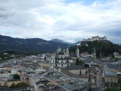 ドイツ&ザルツブルク夏旅④ ザルツブルク観光とミュンヘンへ