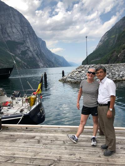 初めてのノルウェー