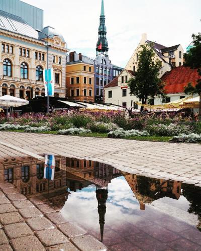 ラトビア/夏休みはバルト1国+α。vol.1_バルトの真珠リガ@グランドパレスホテルリガ(2018年8月)