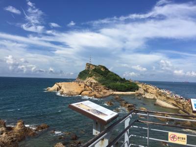 振り返れば・・相棒との夏休み旅行(台湾)