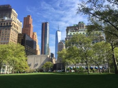 振り返れば・・・ニューヨーク・一人旅(その1)
