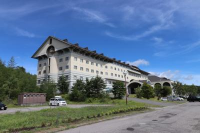 「パルコール嬬こい リゾートホテル」高原リゾートで 、のんびりと体を休めます♪  夏休み旅行3泊4日の旅! 2泊3日目♪