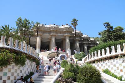 海外Wedding*ついでに周遊バルセロナ&ロンドン 1日目 バルセロナ