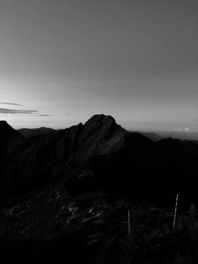 昨年からパワーアップ、台灣最高峰「玉山」主峰+北峰 縦走夏山登山。