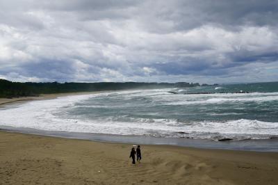 猛暑を避けて東北へ!夏の三陸海岸の旅3泊4日 1日目 八戸は涼しいを通り越して寒かった。