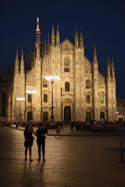 ミラノでプチ観光  ~イタリア/スイス 2018⑧