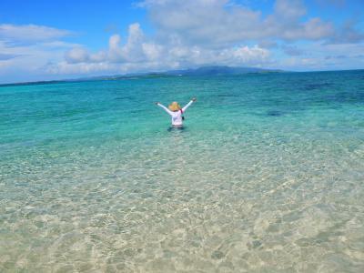 2018夏休みその2 幻の島&マンタに会いたい!シュノーケリングツアー参加して石垣の海を堪能♪