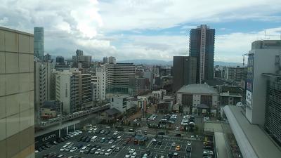 2020年初旅行記 青春18きっぷで行く日帰り大阪の旅(後編)