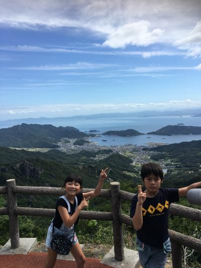 ゆっく~りな小豆島をぶらぶらしました。