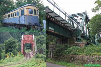 ◆新潟~会津若松 磐越西線沿線の橋梁等を巡る旅◆その1 新潟~上野尻