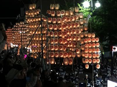 2018年日本一周夏祭りクルーズ