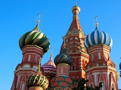 マトリョーシカが好きすぎて…ロシア一人旅(2)誤解?と騒音と、憧れの玉ねぎと(モスクワ)