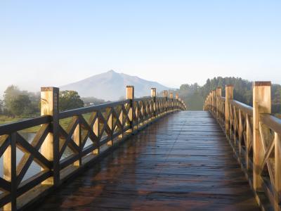 津軽 鶴の舞橋