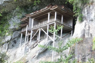 三徳山三佛寺 投入堂