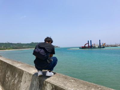 台風から逃れて沖縄大満喫3泊4日*①日目
