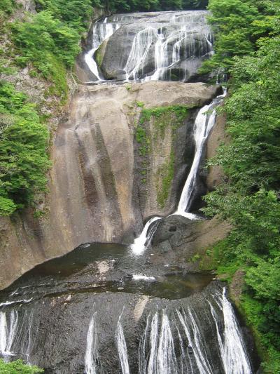 今年の父の日は茨城へ<大谷観音・DAIGO温泉・袋田の滝・竜神峡>