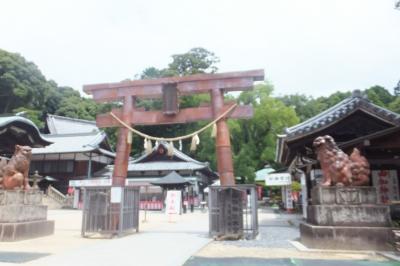 由加山(由加神社本宮 由加山蓮台寺)
