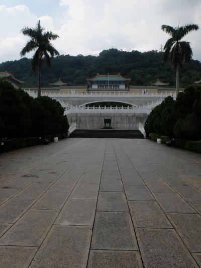 家族をおいて夏の一人旅in台北