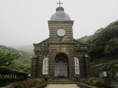 中通島周辺の教会と港巡り ~五島列島(3)~