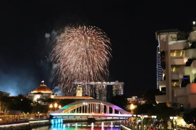 シンガポール旅行記2018(3) 食べて歩き回って盛りだくさんな3-4日目