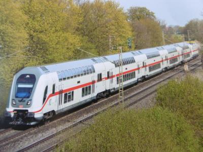 南ドイツ・チェコ・オーストリア国際特急列車の旅:(第2弾:ライプツィヒ→プラハ)