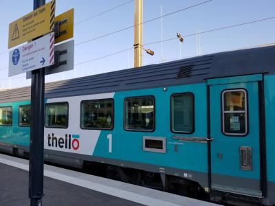 2018年ヨーロッパその7 ニースからミラノ列車Thelloの旅&ミラノ1泊駈け足観光