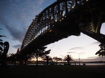 《オーストラリア》格安航空でNZへ!北島ホビット村~南島ドライブ旅行   ⑤オーストラリア・シドニー編