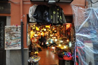 2013年スペイン旅行記 第36回 グラナダの大聖堂やアラブ人街などを散し、夜行列車でバルセロナへ