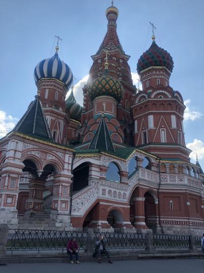 『☆モスクワは人・人・人だらけ~☆』