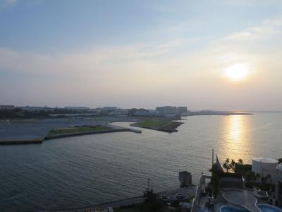 幼児連れ夏の沖縄・家族旅行1