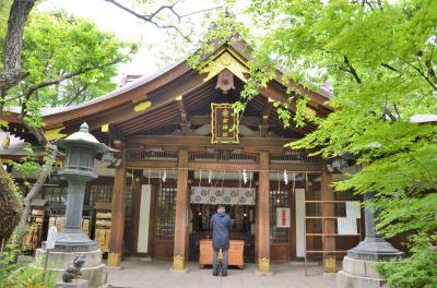 東京23区で最高峰を誇る愛宕山