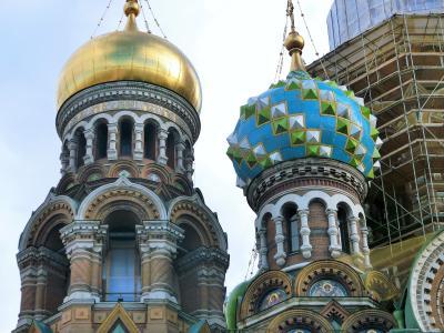 マトリョーシカが好きすぎて…ロシア一人旅(5)夜行列車でサンクトペテルブルクへ