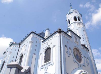 オーストリア・チェコ・スロバキア10日間(7日目:ブラチスラバ(スロバキア))
