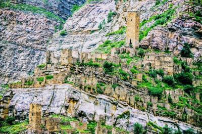 2.ダゲスタン共和国アヴァール人の村カヒブを訪ねて:  北コーカサス4ヶ国(ダゲスタン、チェチェン、イングーシ、北オセチアーアラニア)の旅