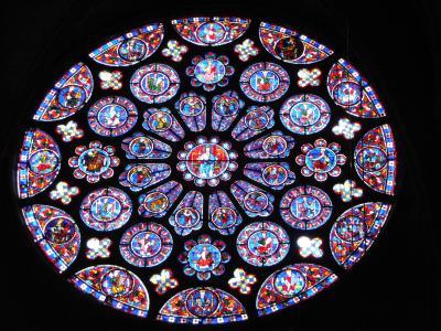 ニッキとあんちゃんの珠玉の北フランス8日間(シャルトル大聖堂)