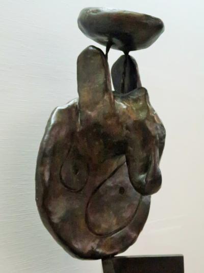 横浜-6 横浜美術館 彫刻 著名作家の作品も ☆シュルレアリスムとは?入門