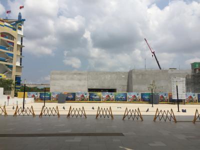 2018 シンガポール 子連れ旅 2日目(国境を越えてレゴランドマレーシアへ)