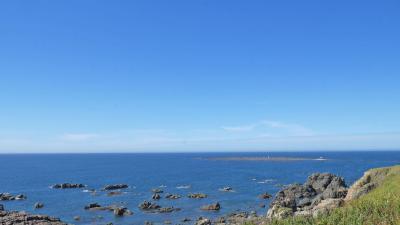 男鹿半島をドライブ★青い空、青い日本海に魅了される【秋田一人旅:1日目】
