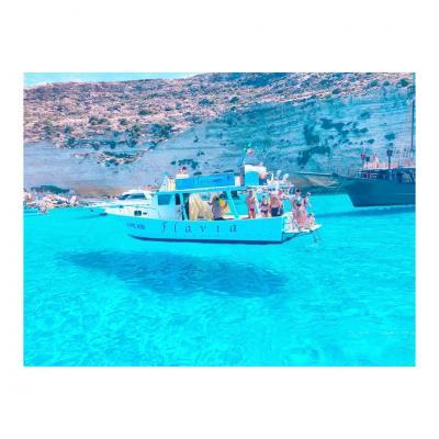 親子ヨーロッパ旅行 11日間 ~ランペドゥーサ島 死ぬまでに見たい世界の絶景 選定~③