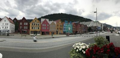 ノルウェー ベルゲンの港町とフィヨルド観光旅 後編