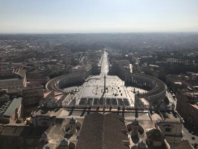 ようやく初イタリア 1人夏休み ローマ・フィレンツェ・ピサ・ヴェネツィア(2)