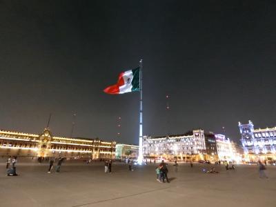 トランジットだけのメキシコシティ