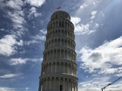 ようやく初イタリア 1人夏休み ローマ・フィレンツェ・ピサ・ヴェネツィア(4)