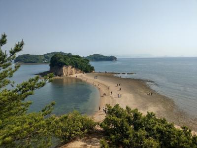 JALどこかにマイルで香川県へ!その2ー弾丸小豆島編