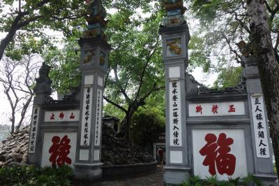 初めてのハノイ2日目:ホーチミン廟、一柱寺、ホアンキエム湖、玉山祠など