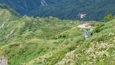 2018 夏は白山 ~夏のお休み、自然の恩恵体験~②白山に登りました!