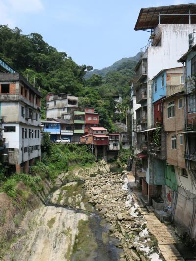 2018 台北南端からバスで30分ほど 清流の町 石碇へ