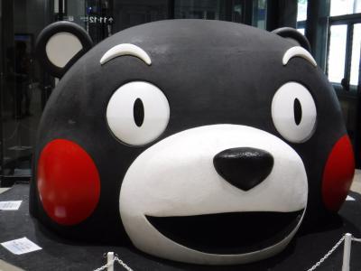 お盆は南九州へ③~3・4日目、鹿児島から熊本へ移動し熊本観光、震災の爪痕残る熊本城、阿蘇、鍋ヶ滝~