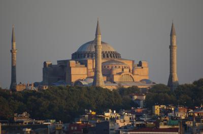 夏のイスタンブールへ