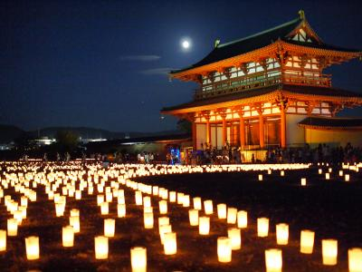 いにしえの奈良の都で夕涼み ~天平たなばた祭り~
